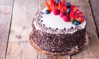 Brand New Cake Website
