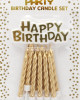 Happy Birthday Candles 12pack