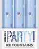 Party  Birthday Ice Fountain 3pack